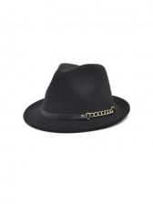 Winter Fashion Vintage Wholesale Fedora Hats