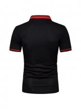 Summer Loose Polo Shirts For Men