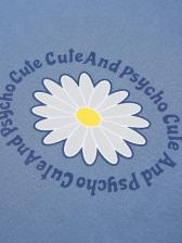 Casual Print Long Sleeve Patchwork Tee