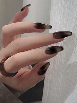 Cool Detachable False Nail Patch Stylish