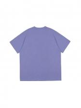 Street Wear Bear Printing Couple T Shirt