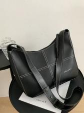 Casual Plaid Designer Shoulder Bags For Ladies