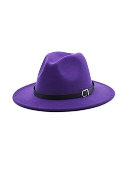 British Style Vintage Stylish Fedora Hat