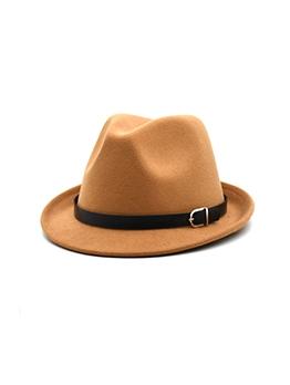 Stylish Autumn Jazz Vintage Fedora Hats