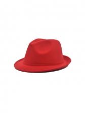 Latest Style Casual Fashion Jazz Fedora Hats