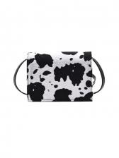 Fashion Cow Print Cross Shoulder Bag