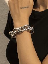 Vintage Hyperbole Women Thick Bracelet