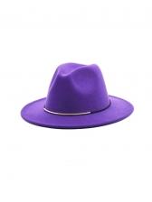British Style Jazz Trendy Chic Fedora Hats