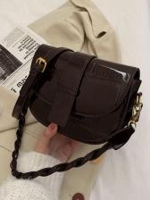 Fashion Plaid Designer Shoulder Bags