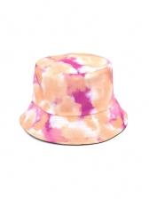 Tie Dye Fashion Trendy Reversible Fisherman Hat