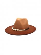 Fashion Outdoor Retro Style Fedora Hat