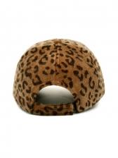 Leopard Design Fashion Winter Autumn Baseball Cap