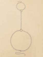 Hip Hop Trendy Cool Long Waist Chain