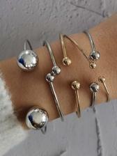 Casual Versatile Bracelet 5 Pieces Sets