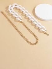 Simple Thick Design Acrylic Waist Chain