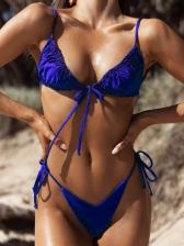 Sexy Charming Beach Swimming Bikini Sets Ladies