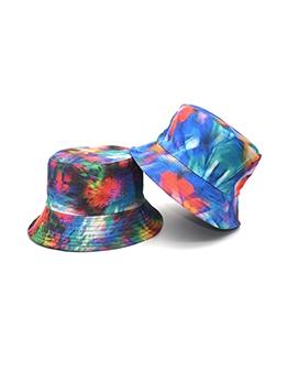 New Colorful Print Designer Bucket Hat