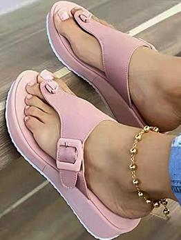Beach Platform Women Flip Flop Slippers