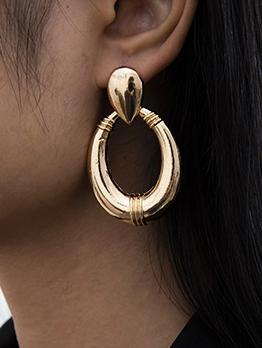 Fashion Business Women Geometry Earrings
