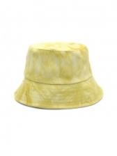 Tie Dye Reversible Wear Trendy Fisherman Hat