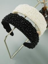 Personality Faux-Pearl Fashion Korean Hair Hoop
