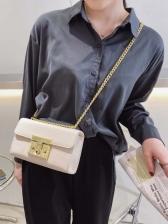 Vintage Business Temperament Chain Shoulder Bag