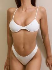 New White Bikini Sets For Women