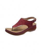 Chic Flip Flop Sandals For Women