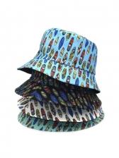Novelty Print Chic Stylish Unisex Bucket Hat