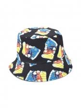 Shoes Printed Reversible Outdoors Fisherman Hat