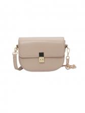 Trendy Online Solid Versatile Corssbody Bag