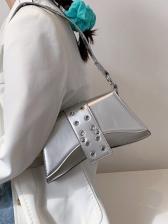Fashion Solid Design ArmpitsBag