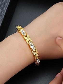 New Rhinestone Bracelet For Girls