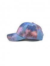 Latest Tie Dye Casual Baseball Cap For Unisex