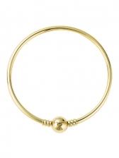 Solid Letter Zircon Bracelets For Women