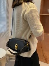 New Solid Saddle Bag ArmpitsBag