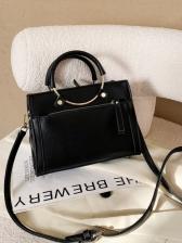Fashion Solid Handbags For Women