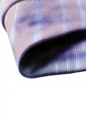 Fashion Tie Dye Long Sleeve Hoodies For Men