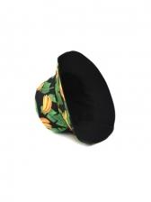 Banana Printed Fashion Trendy Reversible Fisherman Hat
