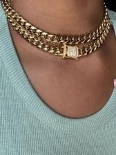 Hip Hop Vintage Trendy Necklace For Women