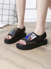 Latest Summer Beach Flat Sandals For Women