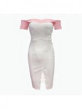 Summer Off Shoulder Dresses For Ladies