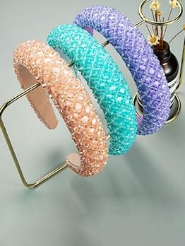 Korean Style Fashion Handmade Hair Hoop