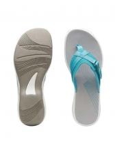 Euro Round Toe Beach Flip Flop Slippers