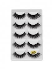 Dense Style Natural Roll False Eyelashes