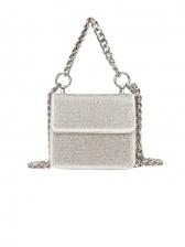 New Rhinestone Chain Shoulder Bags