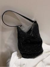 Summer New Rhinestone Shoulder Bags