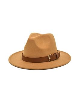 Wide Brim Vintage Autumn Jazz Fedora Hats