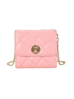 New Chain RhombusPlaid Mini Shoulder Bags