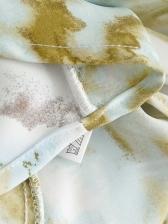 Side Split Camisole Sleeveless Midi Dress